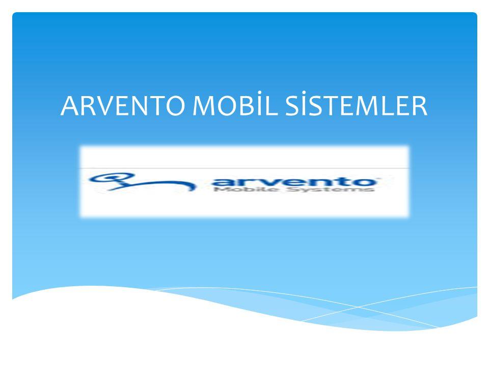 2005 yılında mobil takip sistemleri üretmek amacıyla yüzde yüz yerli sermaye ile kurulan Arvento Mobil Sistemler A.Ş., 19.000'in üzerinde müşteri ve 250.000'in üzerinde araç referansı ile Türkiye'de araç takip ve filo yönetim sistemleri alanında Pazar Lideri konumundadır.