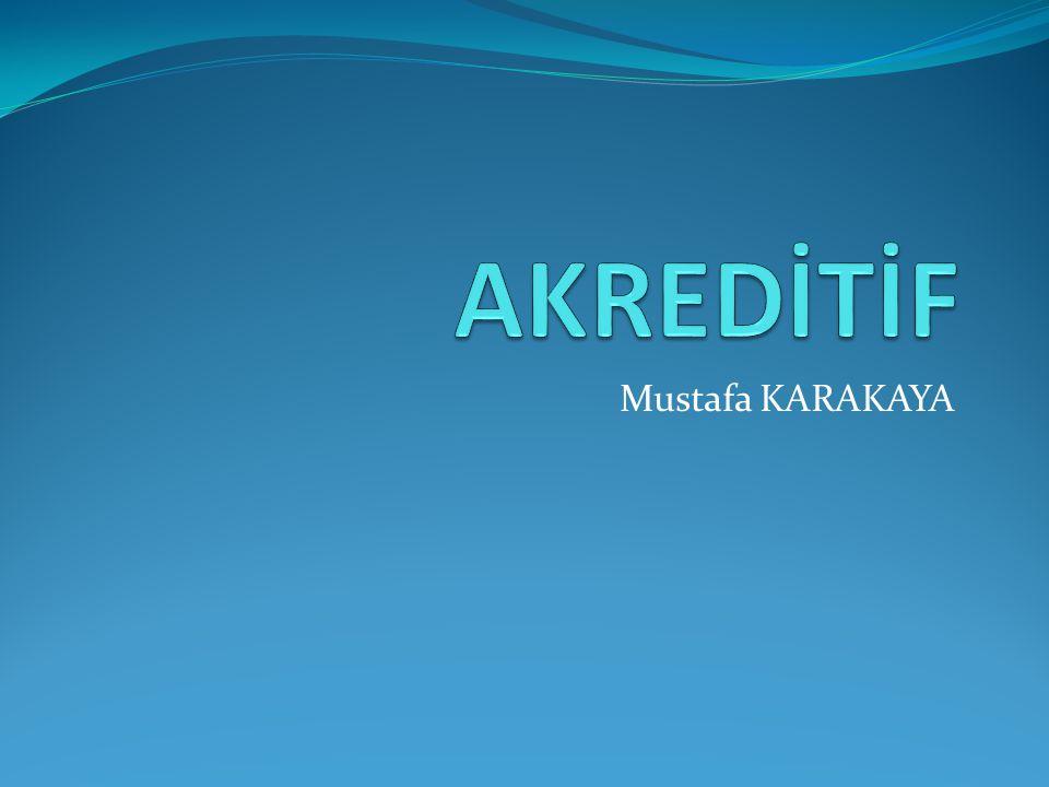 Mustafa KARAKAYA