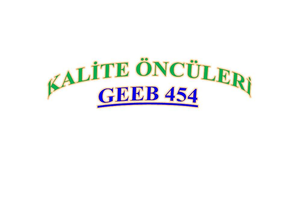 2/37 1900- 993 Bu bölümde, Toplam Kalite Yönetimi (TKY) yaklaşımının şekillenmesine katkıda bulunan ve bu alanda ilk akla gelen bazı öncülerin görüşlerine yer verilmiştir.