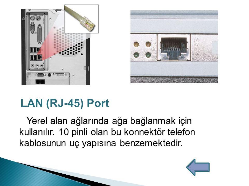 USB; IBM, Intel, Microsoft, Compaq gibi birçok firma tarafından üretilen bir veri yoludur.