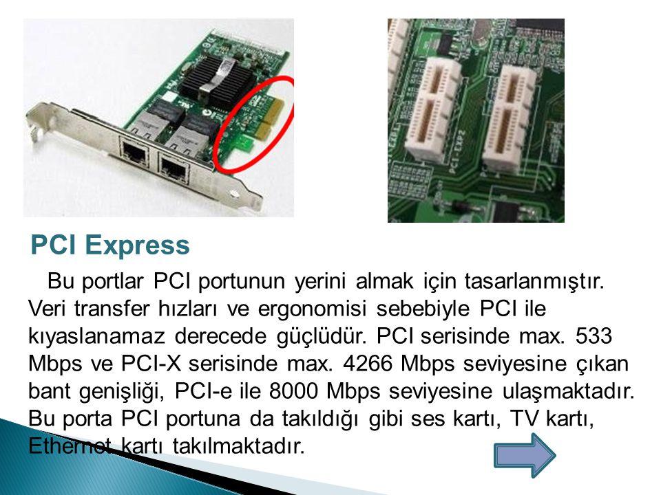 Intel tarafından 1993 yılında geliştirilmiştir.