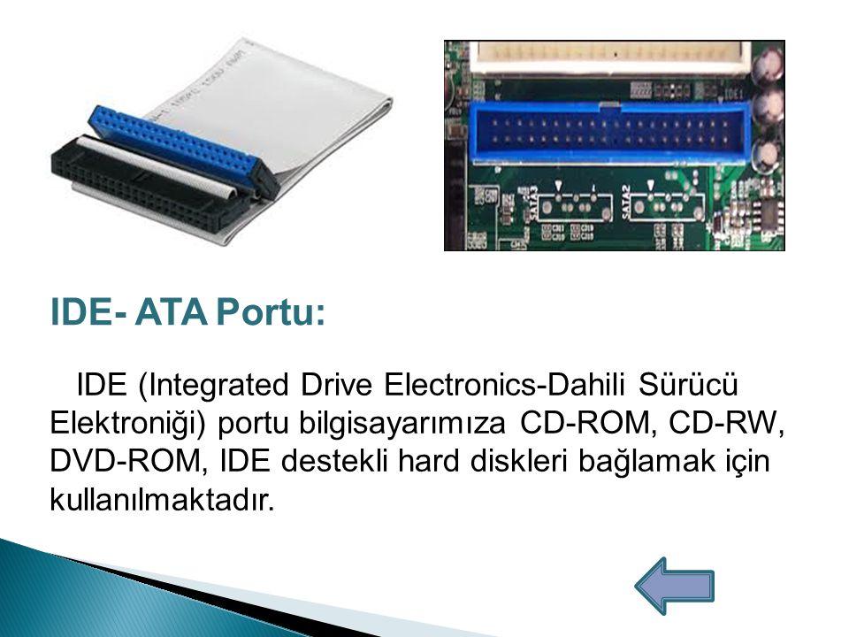 Intel tarafından 1997'de sadece ekran kartları için geliştirilmiş veri yoludur.