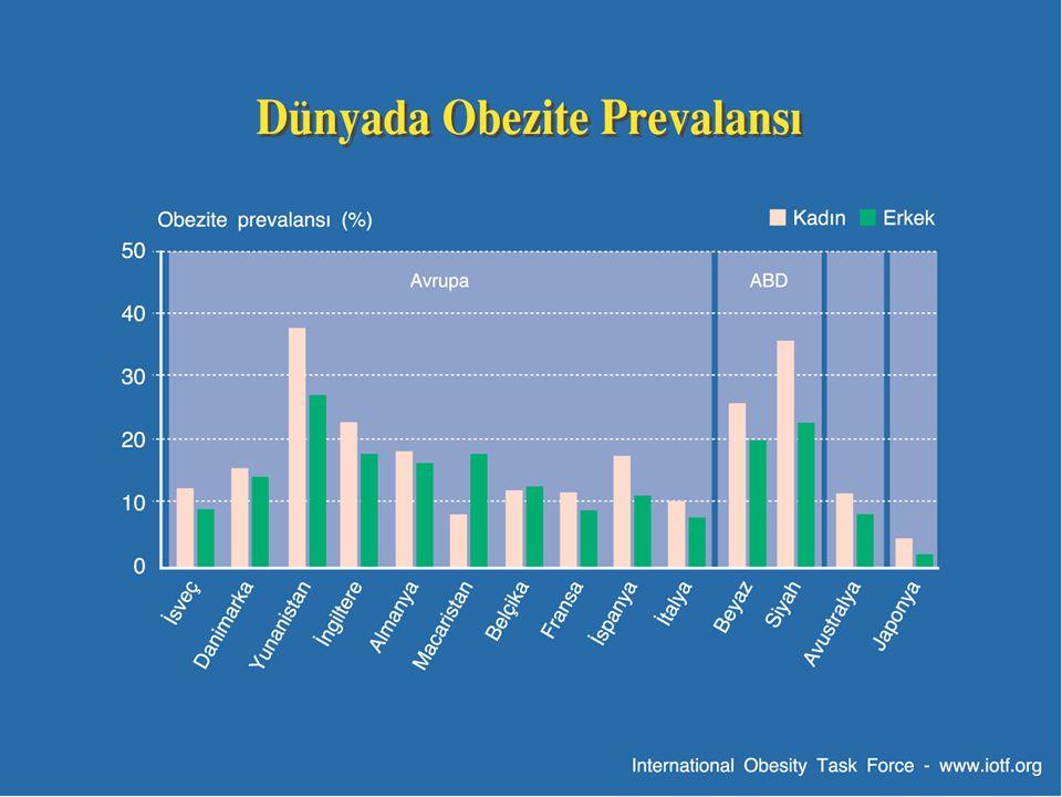 2000 Obezite Oranları 1990, 2000, 2010 2010 1990 No Data <10% 10%–14% 15%–19% 20%–24% 25%–29% ≥30%
