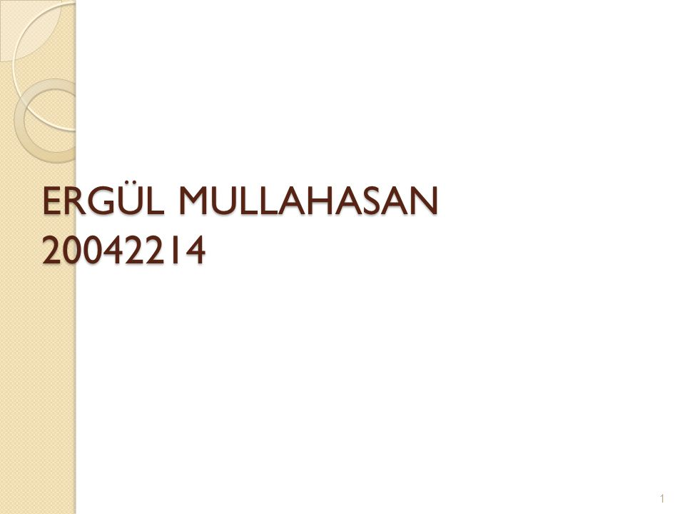 ERGÜL MULLAHASAN 20042214 1