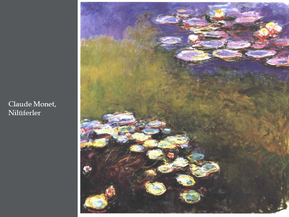 Claude Monet, Nilüferler