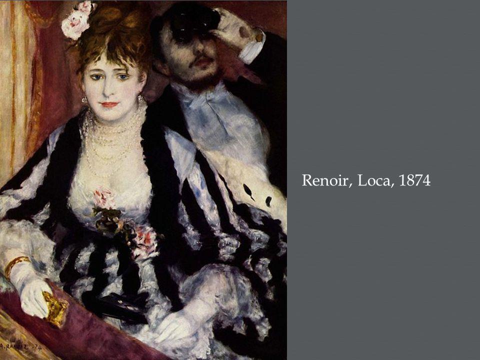 Renoir, Loca, 1874