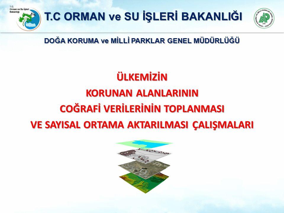 NoMilli Park AdıÇakışan Doğal Sit Alanının Adı Çakışan Alan (Hektar) Korunan Alanın Toplam Alanı (Hektar) Oran % 1AĞRIDAĞI_MPÜzengili Köyü-Gemiye Benzer Obje35,3288.055,310,04% 2ALADAĞLAR_MPKapuzbaşı Şelaleleri12,8155.026,340,02% 3BEYDAĞLARI SAHİL_MP Antalya Merkez Sarısu Beldibi Tüneli Arası I.