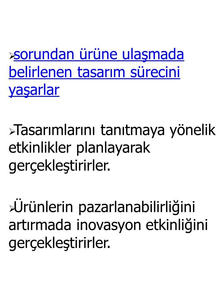 YAPIM KUŞAĞINDA ÖĞRENCİLER;  6.