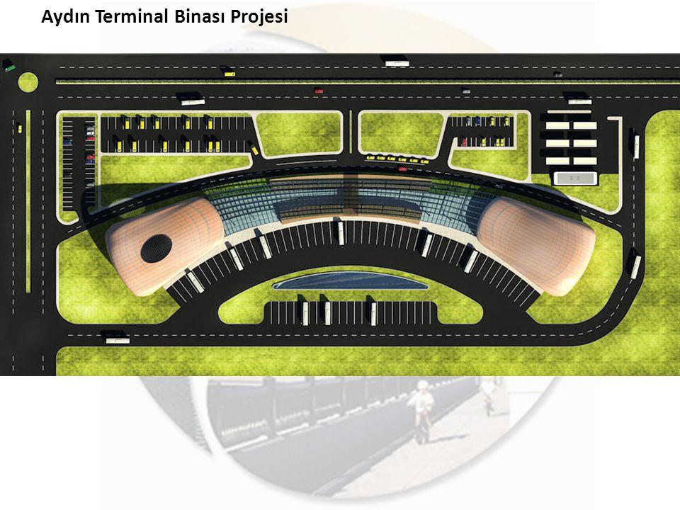 Aydın Terminal Binası Projesi