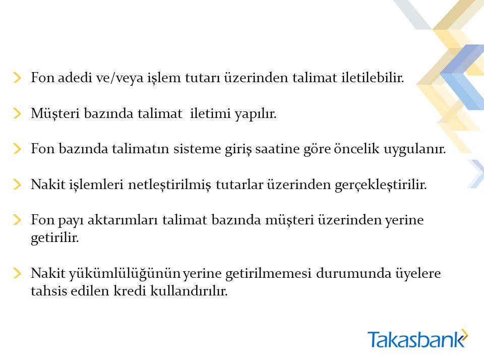 TEŞEKKÜRLER + (90) 212 315 25 25 operasyon@takasbank.com.tr www.takasbank.com.tr