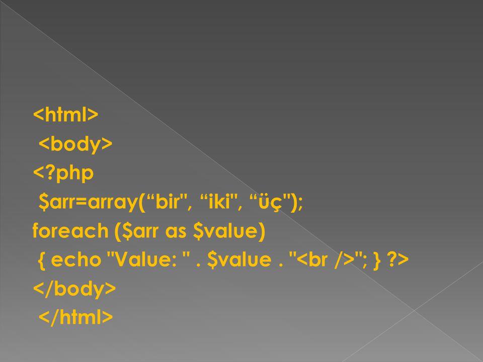 "<?php $arr=array(""bir"