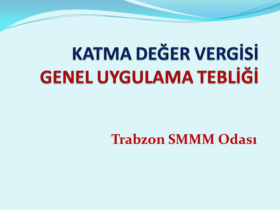 Trabzon SMMM Odası