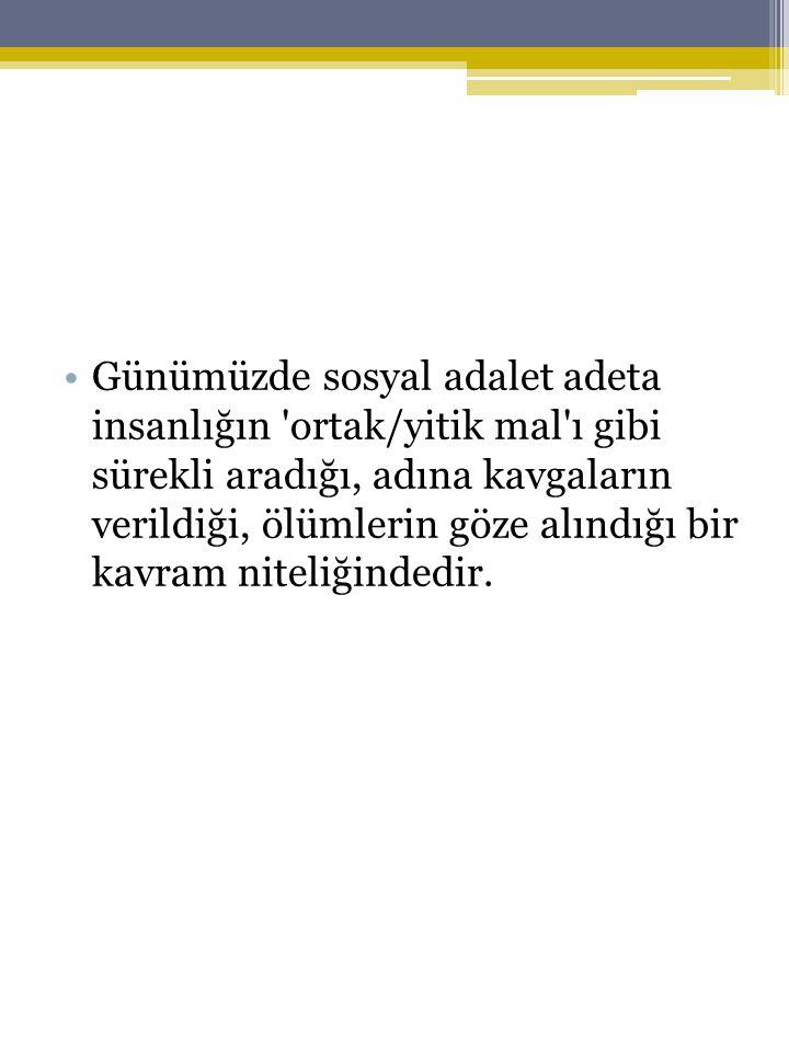 GECEKONDULAŞMA (GETTOLAŞMA) •Türkiye de gecekondu yapımı 1930 larda başladı.