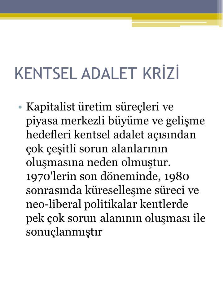 •1988 yılı tahminlerine göre Türkiye de bulunan toplam 2 milyon gecekonduda 10 milyona yakın insan yaşamaktadır.