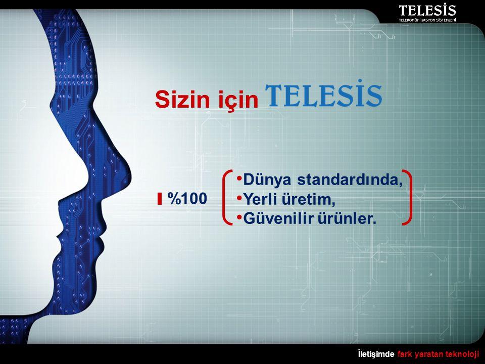 Referanslar İletişimde fark yaratan teknoloji T.C.