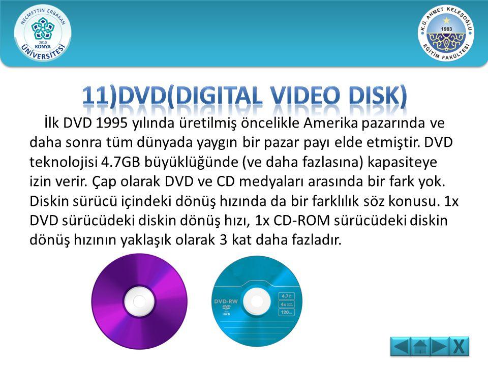 • CD-DA :CD-Digital Audio, üzerinde dijital ses kaydı taşıyan CD türüdür, Audio-CD olarak da adlandırılır. • Lightscribe CD :CD writer lazerini kullan