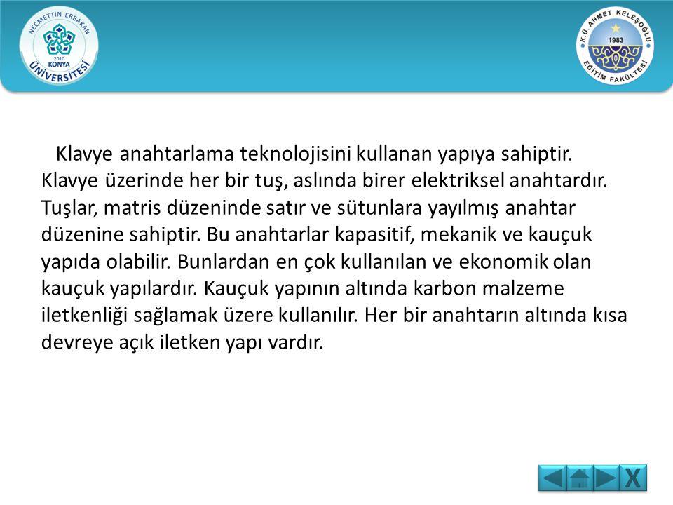 • Türkçe destekleyen bir optik karakter tanıma • Çözünürlüğüne • Hızına • Hangi yazılımı desteklediğine • OCR özelliğini destekleyip desteklemediğine X X