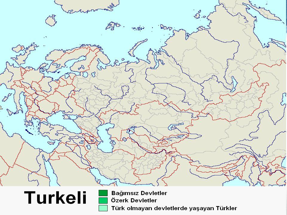 Aşağıdaki ülkelerden hangisi eski SSCB'nin dağılmasından sonra tam bağımsız olan Türk Cumhuriyetlerinden biri değildir.