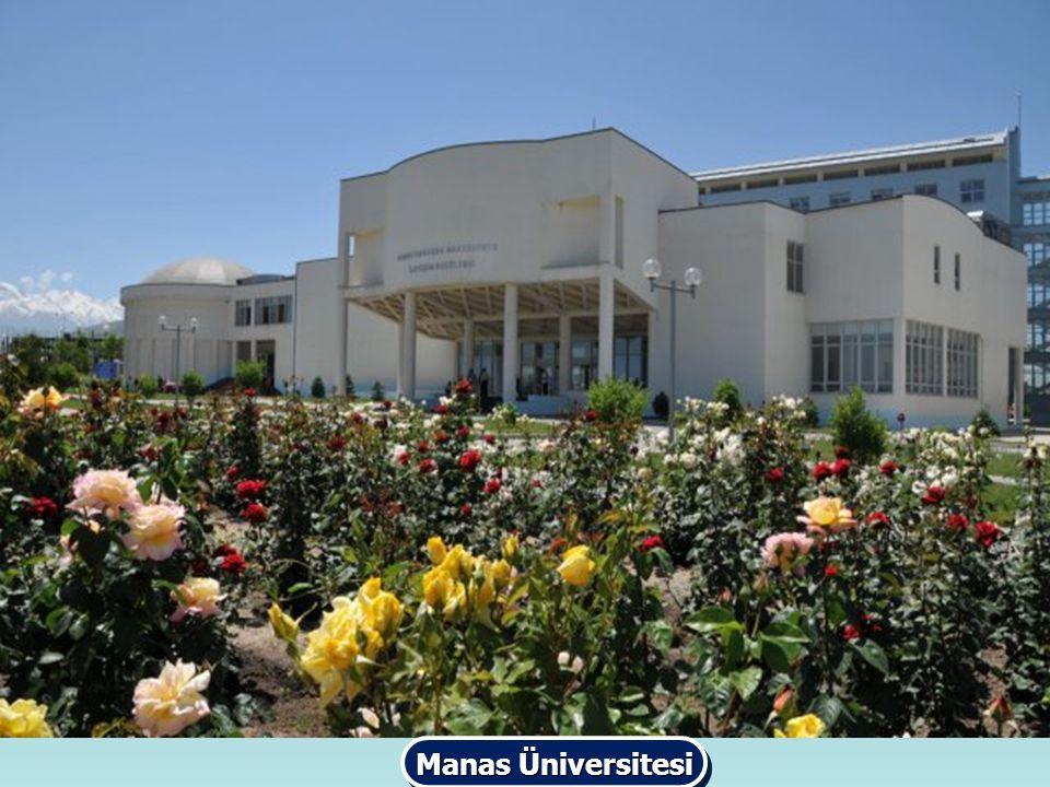 Manas Üniversitesi