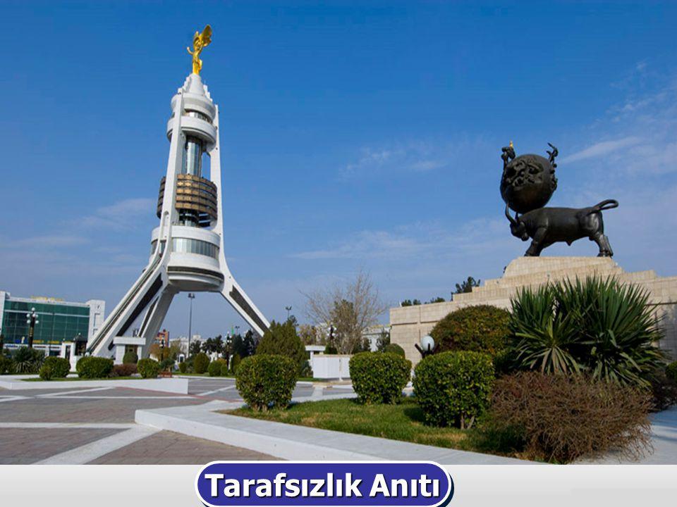  Türk işadamları, bağımsızlığın kazanıldığı ilk günlerden bu yana, Türkmenistan'ın kalkınmasına katkı sağlamaktadır.