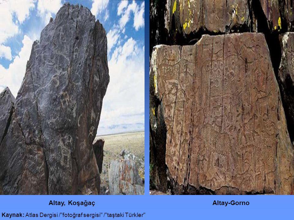 Altay, KoşağaçAltay-Gorno Kaynak: Atlas Dergisi /