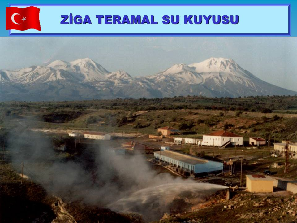 ZİGA TERAMAL SU KUYUSU