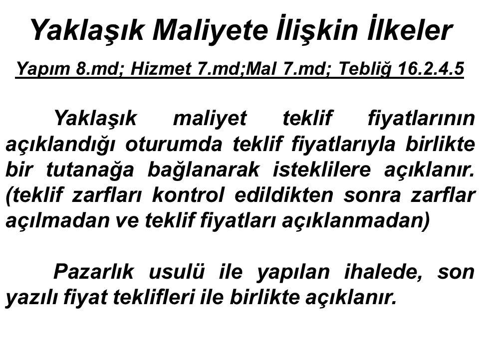 İlan ve Davet Süresinin Kısaltılması Yapım24.md; Hizmet 23.md; Mal 21.md; İlan elekt.