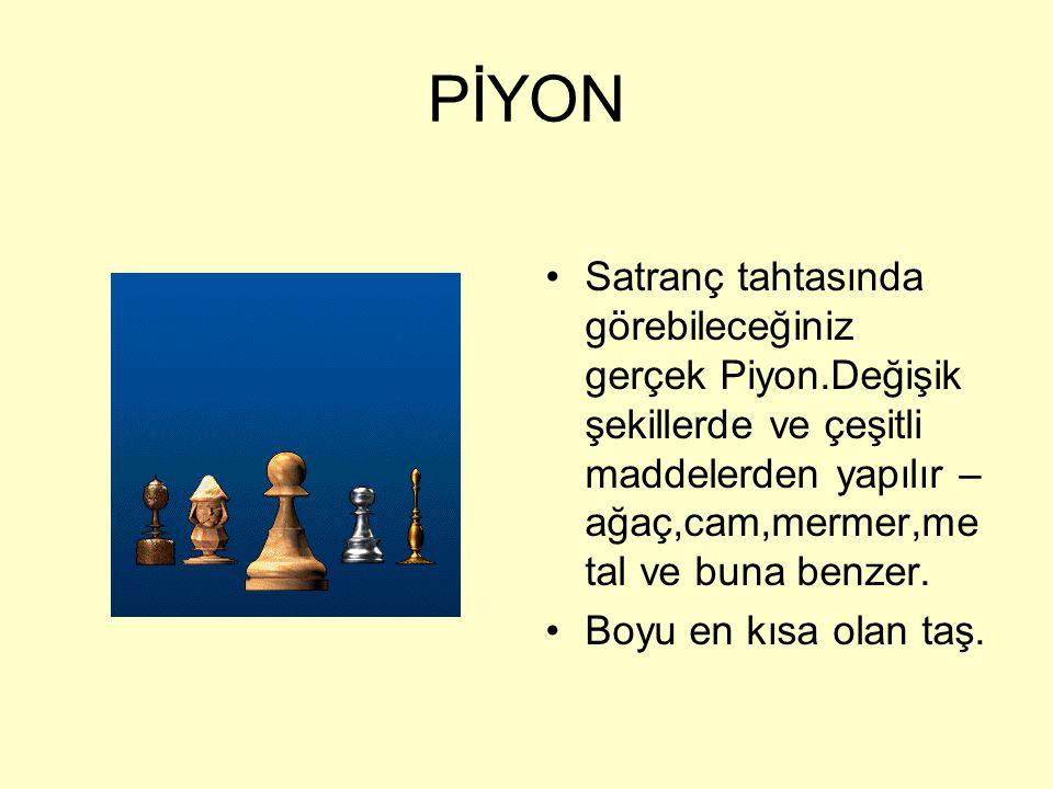 PİYON PİYON p