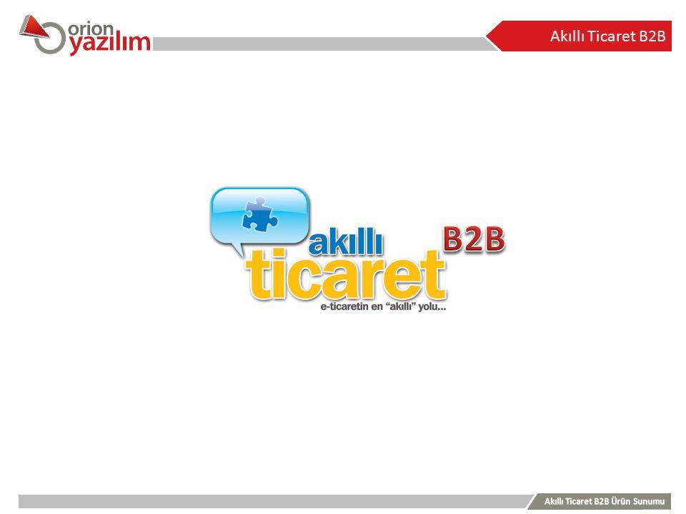 Akıllı Ticaret B2B