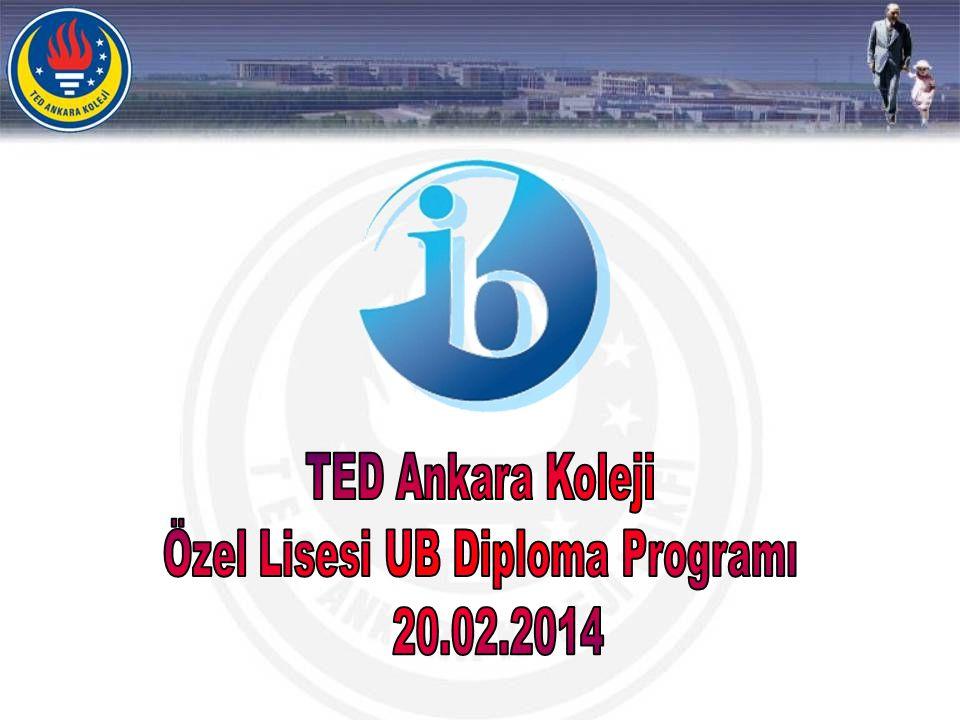 UBDP'ye birçok kişi girmesine rağmen sadece birkaç kişi diploma alabiliyor.