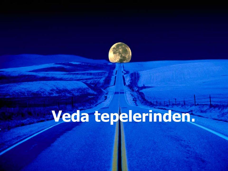 Ay doğdu üzerimize,