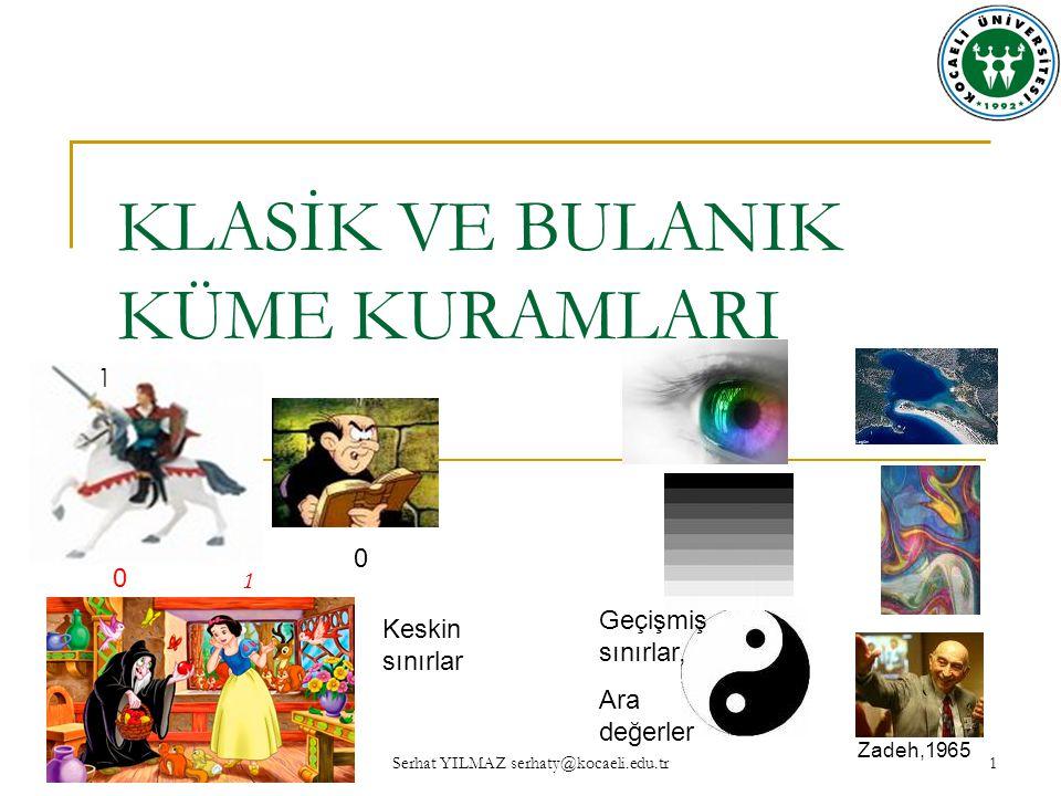 Serhat YILMAZ serhaty@kocaeli.edu.tr 32 Çan eğrisi ile ilgili matlab kodları