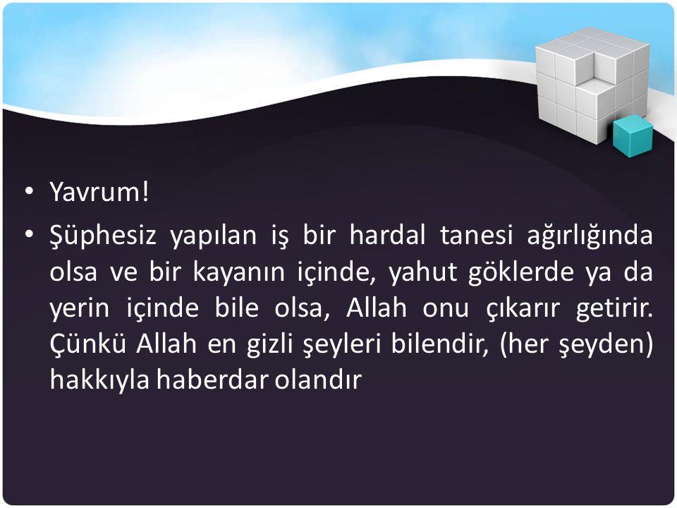 •Y•Yavrum.