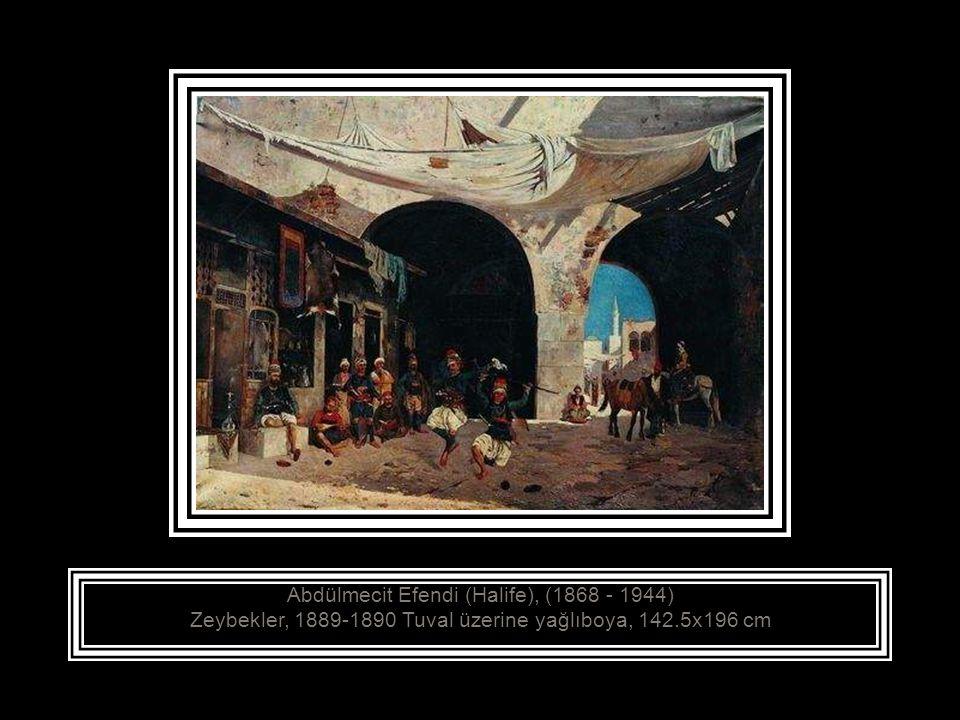 Abdülmecit Efendi (Halife), (1868 - 1944) Harem