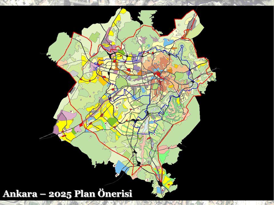 Ankara – 2015 Yapısal Plan Şeması Ankara – 2015 Yapısal Plan Şeması