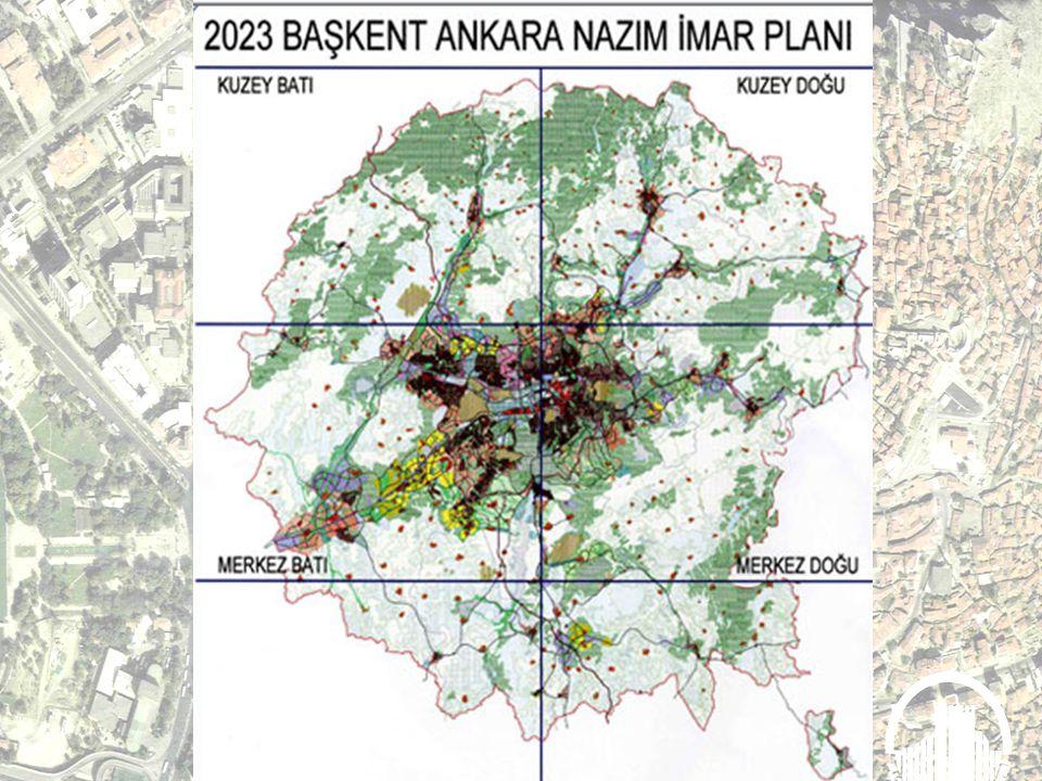 Ankara – 2025 Plan Önerisi Ankara – 2025 Plan Önerisi