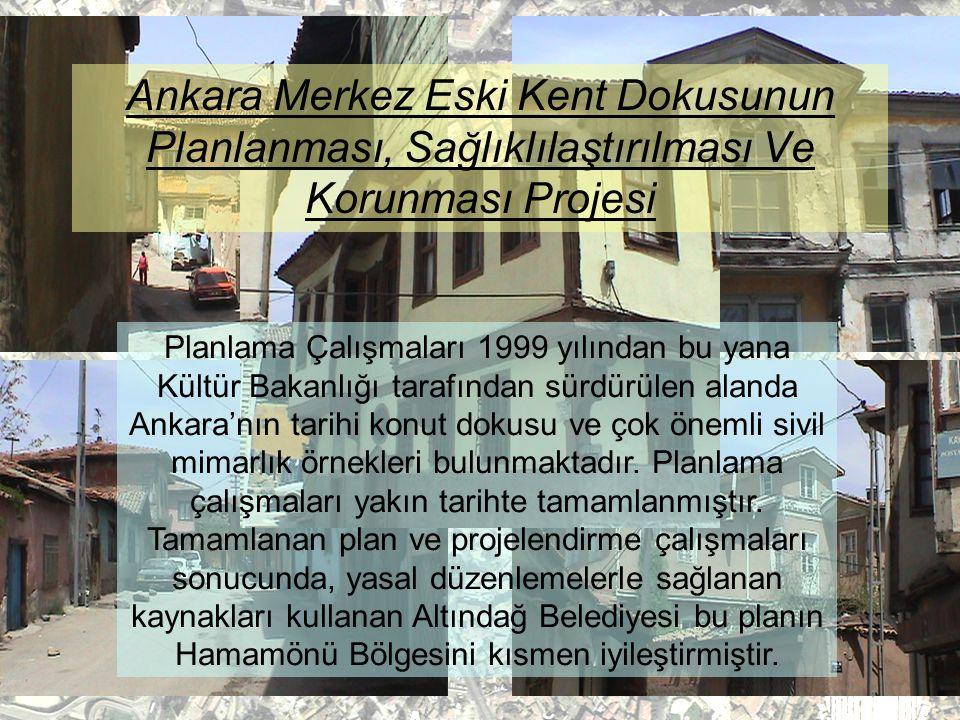 1987'den bu yana planlama çalışmaları sürdürülen alanda, çeşitli yasal ve bürokratik engeller nedeniyle bir koruma planı elde edilememiştir. Ankara'nı
