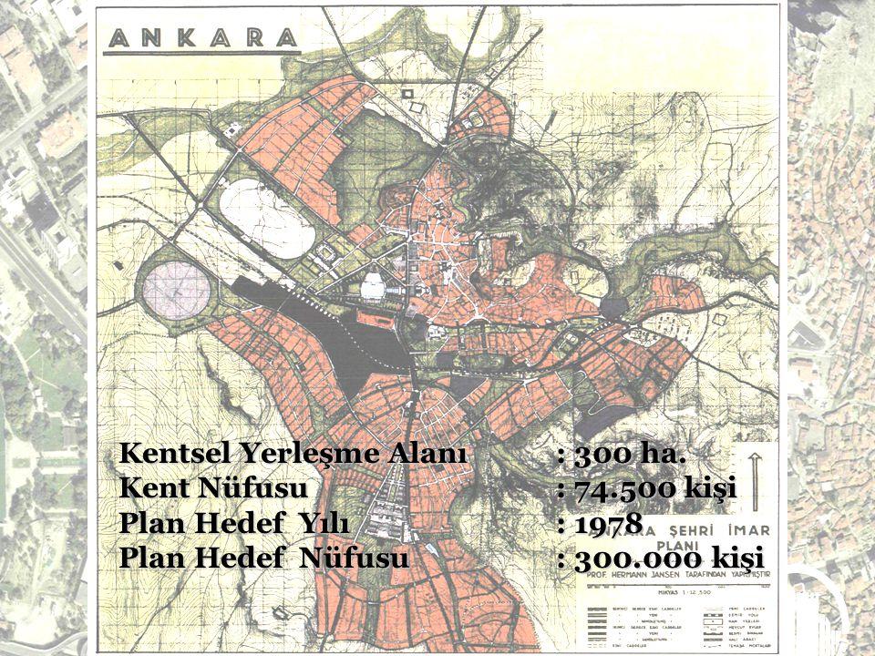Türkiye'de Planlama Pratiği İçinde Koruma Planlaması ve Ankara Örneği •Ulus Tarihi Kent Merkezi Koruma Islah İmar Planı •Ankara Kalesi Koruma Geliştir