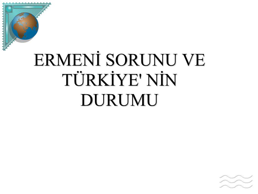İşlediği cinayetlerin ardından, Asala nın Türkiye den istedikleri üç başlıkda toplanabilir: 1-Aslında Ermeniler e ait olan ve bugün Türkiye nin işgali altındaki topraklar ( Doğu ve Güneydoğu Anadolu nun büyük bir kısmı) geri verilmelidir.