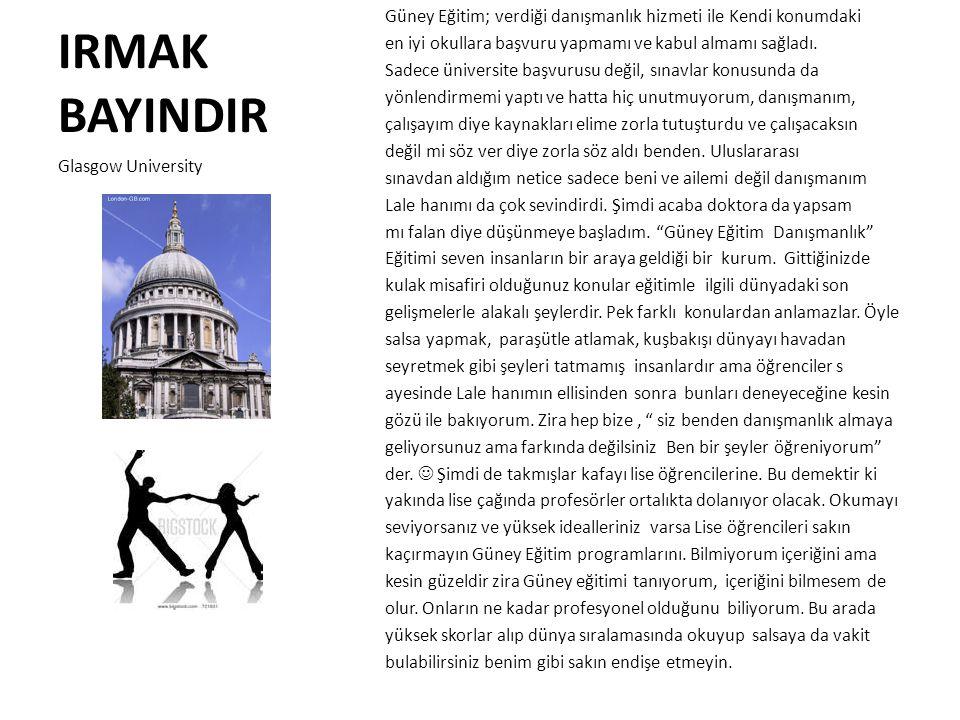 Ömer Can Aksoy • 17 yaşından beri Güney Danışmanlık ile çalışıyorum.