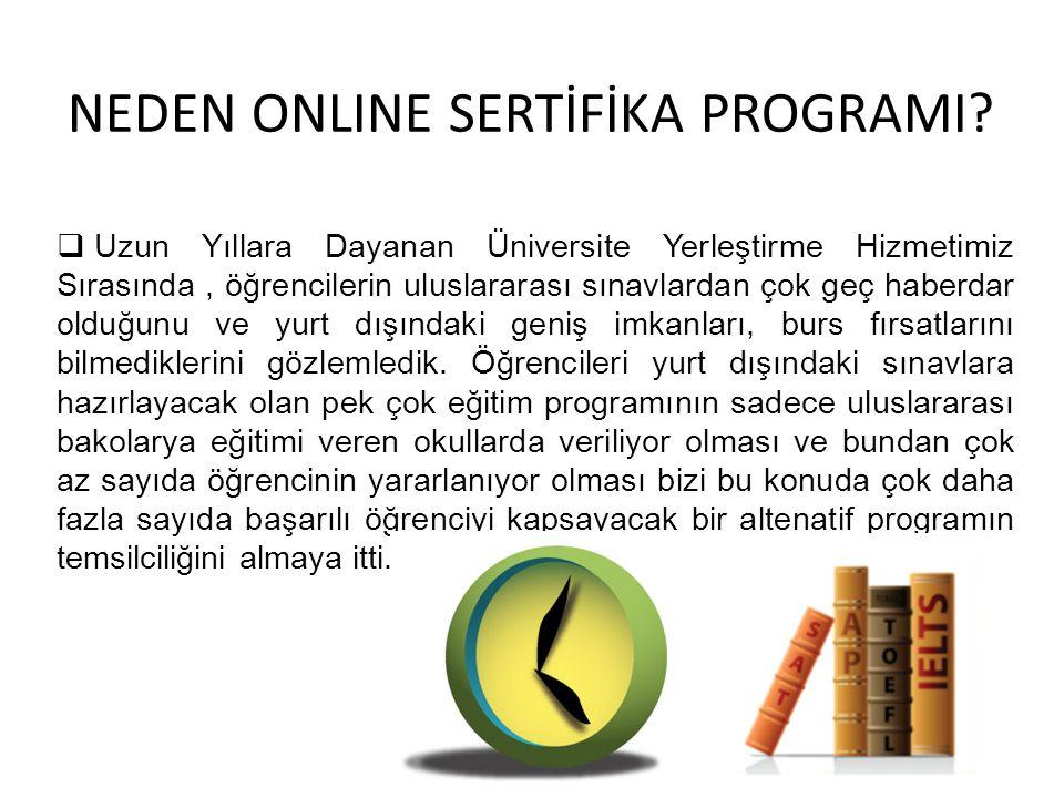 AMAÇ  Güney Eğitim Programları, başarılı Türk lise öğrencilerini her alanda çok daha ileri akademik bilgi seviyelerine ulaştırmayı amaçlar.Öğrencilerin bilgilerini uluslararası sınavlar aracılığıyla test ederek onların kendilerini dünyaca tanınmış üniversitelere ispat etmelerini hedefler.
