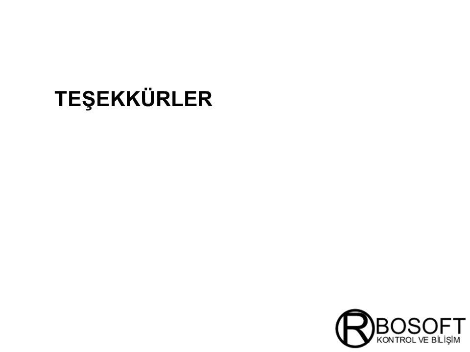 Masterversion 12 TEŞEKKÜRLER