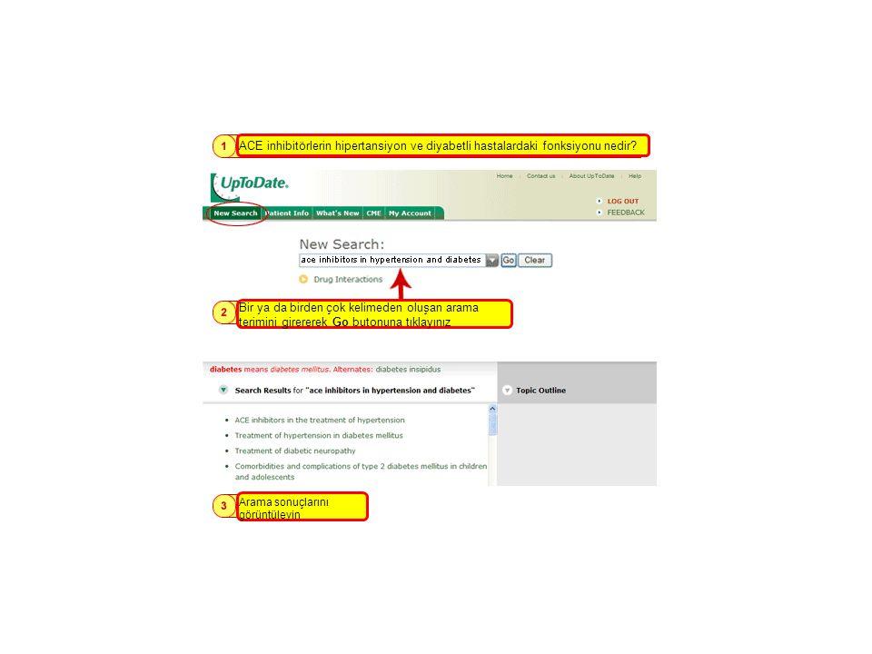 Sonuçlar arasındaki linklere tıklayarak konulara erişiniz Aradığınız cevabı bulmak için Topic Outline'ı tarayınız