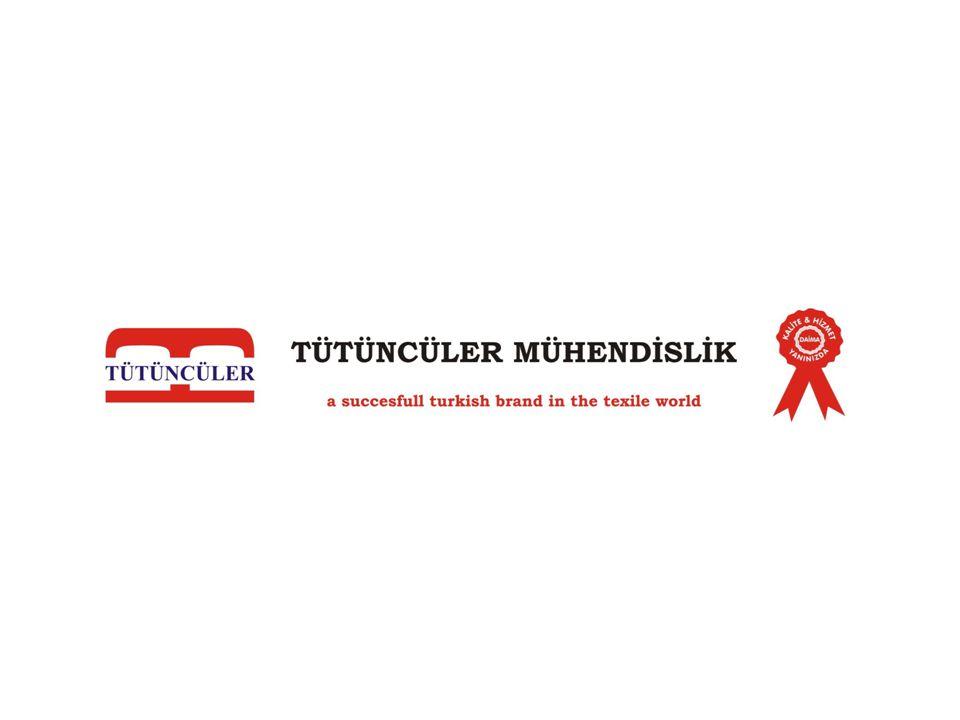 • Türkiye'nin önde gelen tekstil yedek parça ve aksesuar üreticilerinden TÜTÜNCÜLER 1986 yılı mayıs ayında aile şirketlerinden biri olarak kurulmuştur.Önceleri iştigal konusu Petrol Ürünleri Pazarlama,Teknik İzolasyon,Otomotiv ve Tekstil Makine yedek parçaları üretimiyle başlamıştır.