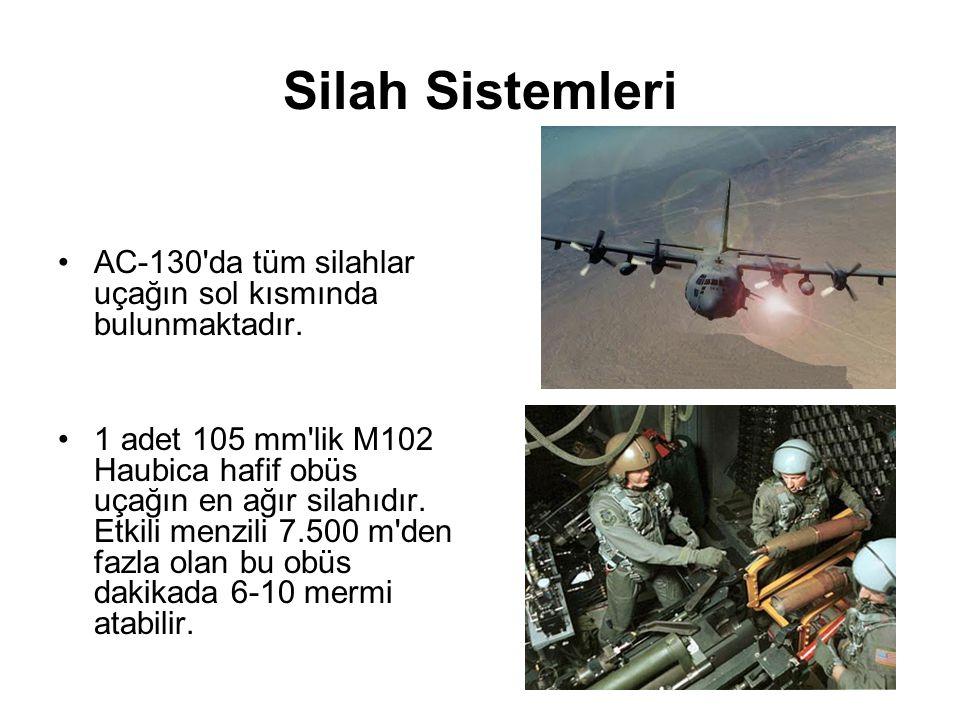 •40 mm Bofors L-60 topunun etkili menzili 4.500 m dir ve dakikada 100 mermi atabilir.