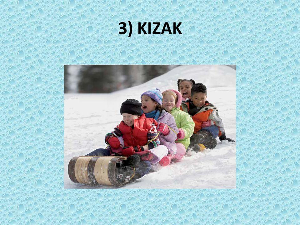 3) KIZAK