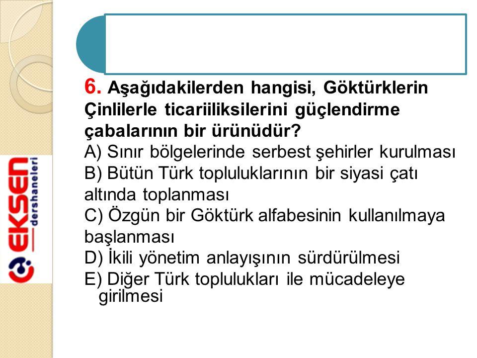 7.Osmanlı Devleti nde dini kurallar, I. eğitim, II.