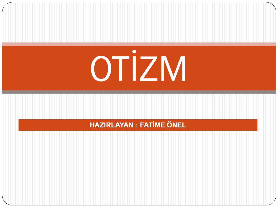 Otizm Nedir  Otizm, sosyal ve iletişim becerilerinin oluşmasını etkileyen bir gelişim bozukluğudur.