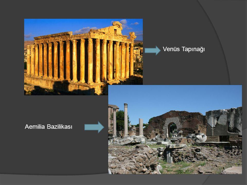 Venüs Tapınağı Aemilia Bazilikası