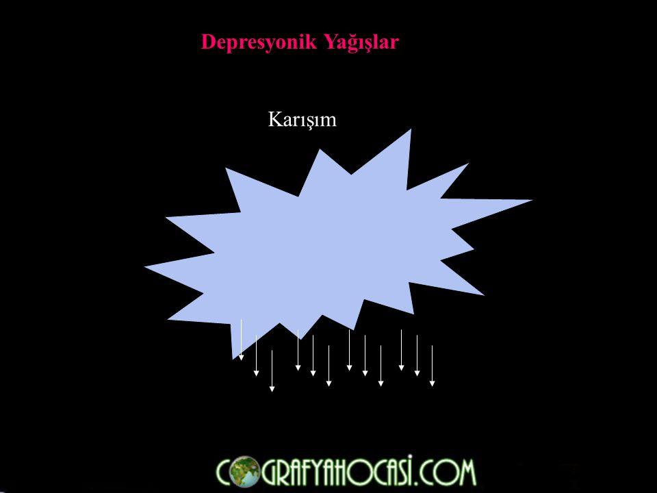 Depresyonik Yağışlar Karışım